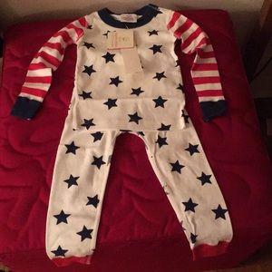 American flag pjs